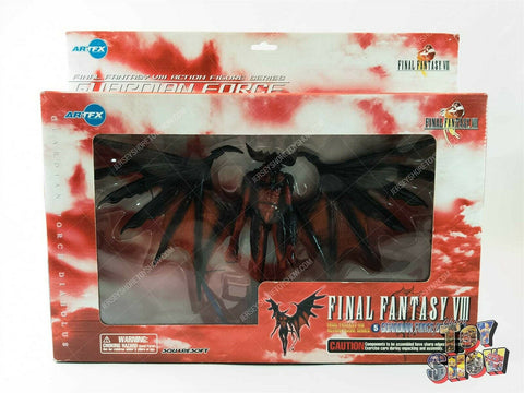 1999 Kotobukiya ArtFx Final Fantasy VIII #5 Guardian Force Diabolus figure MIB