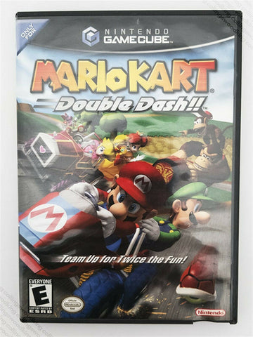 2003 Nintendo Gamecube Mario Kart: Double Dash!! Game - Not for Resale version