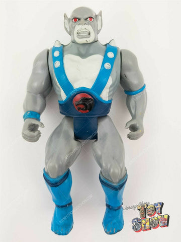 Vintage 1985 LJN Thundercats Series 1 Panthro action figure - C7 condition