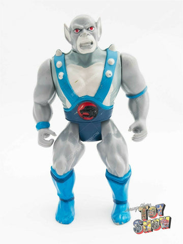 Vintage 1985 LJN Thundercats Series 1 Panthro action figure - C8 condition