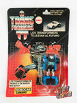 Vintage Transformers G1 Antex Argentina blue Windcharger minicar mini car MOC