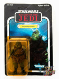 Vintage 1983 Kenner Star Wars ROTJ Gamorrean Guard action figure MOC 79-back A