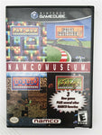 2002 Nintendo Gamecube Namco Museum game - complete excellent / near mint