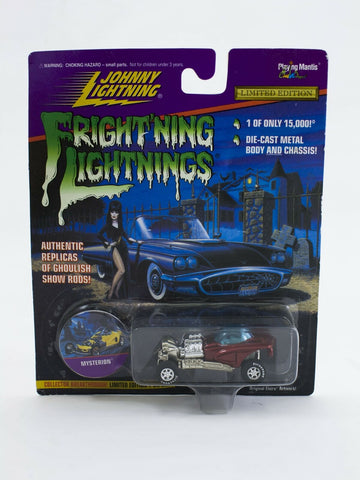 Playing Mantis Johnny Lightning Fright'ning Lightning #3 Mysterion car MOC Elvir
