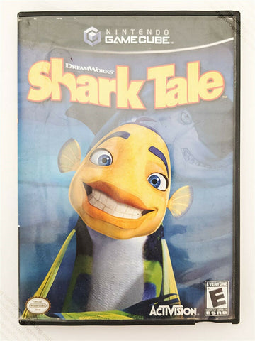 2004 Nintendo Gamecube Shark Tale game