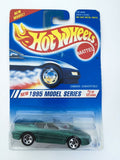 Vintage Mattel Hot Wheels #344 1995 Model Series #8 Camaro Convertible MOC