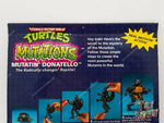 Japanese Takara Teenage Mutant Ninja Turtles Mutations Donatello MISB