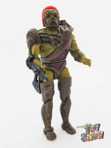 Vintage 1992 Mattel New Adventures of He-Man Karatti action figure - MOTU