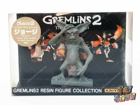 Vintage 1990 Kaiyodo Gremlins 2 Resin Figure Collection George model kit MIB