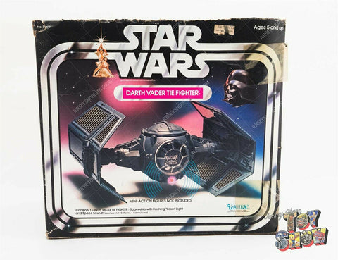 1 Battery Cover Vader Tie Fighter Vintage Star Wars Part original 1978 grey