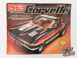 Vintage MPC Ertl 1:16 1963 Corvette model kit MIB mint in box unused