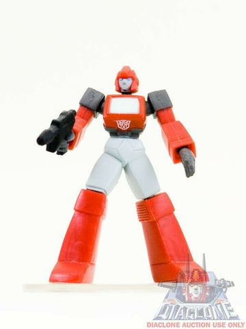 2001 Takara Japanese Transformers SCF PVC Act 3 Ironhide figure