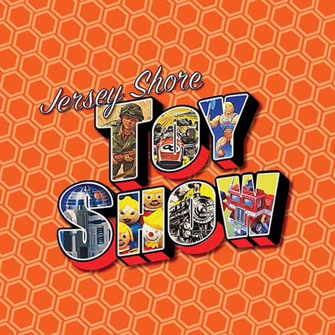 Jersey Shore Toy Show - 10/20/2019 vendor table x 2