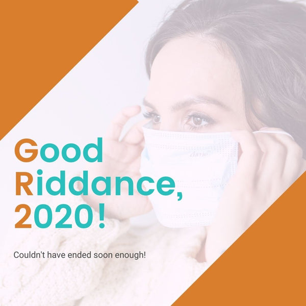 Behind The Scenes: Good Riddance, 2020!