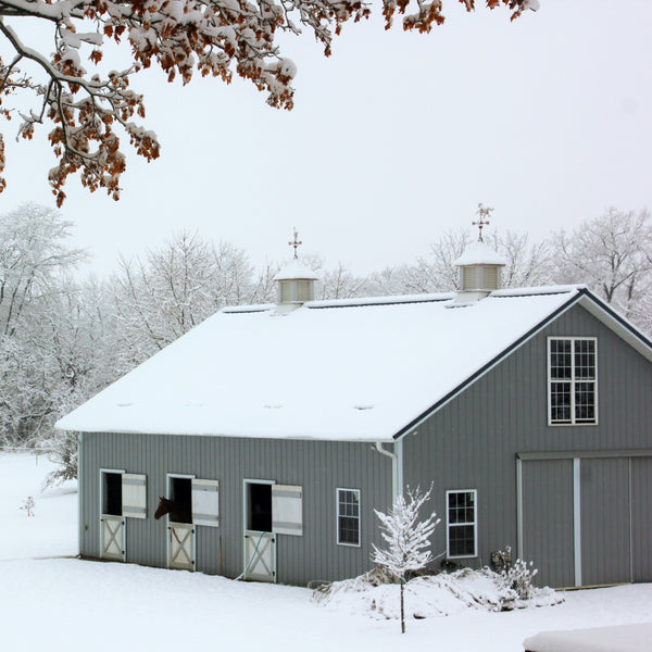 How to Get Your Barn Ready for Winter