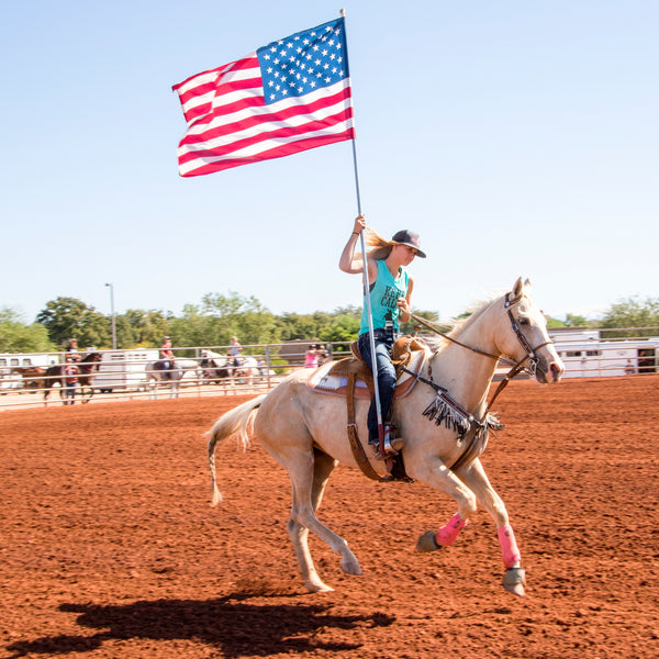 Behind The Scenes: Designing For A Rodeo Queen