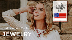 USA Love List American Made Jewelry