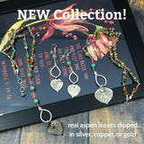 Aspen Leaf Collection by Buckaroo Bling