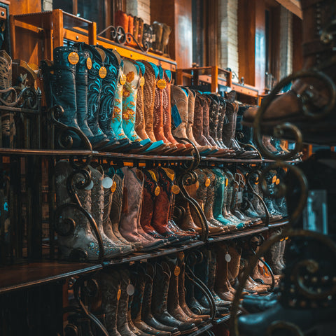 Boot Store photo by Andreas Dress