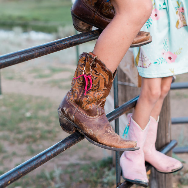 Accessories: Boot Bling Jr. for Children's Cowgirl Boots 1