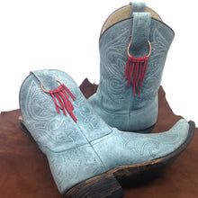 Load image into Gallery viewer, Yard Sale: Boot Bling Jr Children's Accessories for Cowgirl Boots