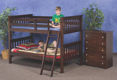 Twin Twin Bunk bed set