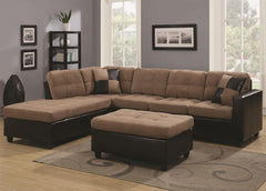 LIGHT MALLORY SECTIONAL