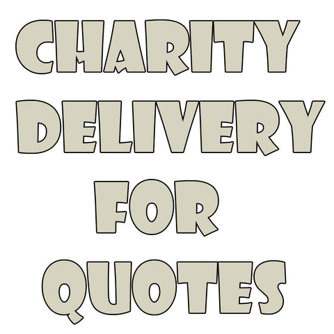 Delivery Setup for Charity Quotes only - Mattress Man