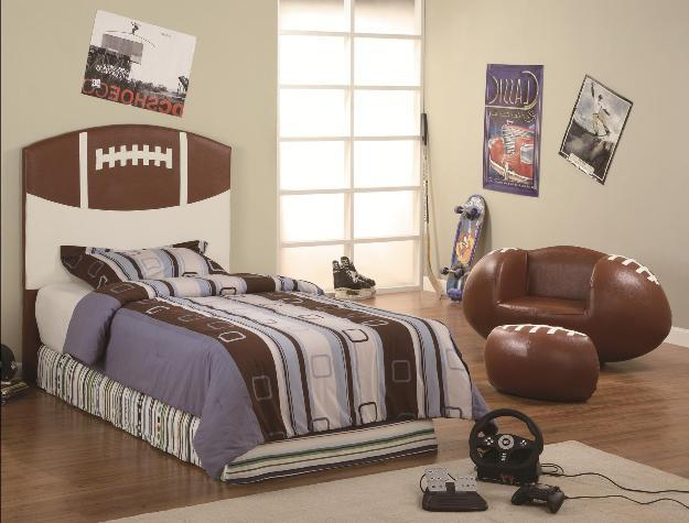 Football Bedroom Set