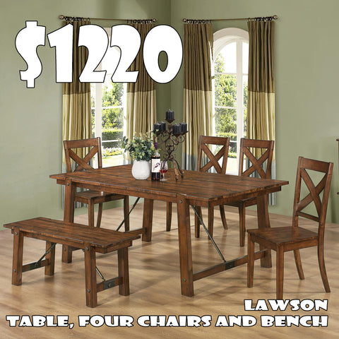 Lawson Dining Set