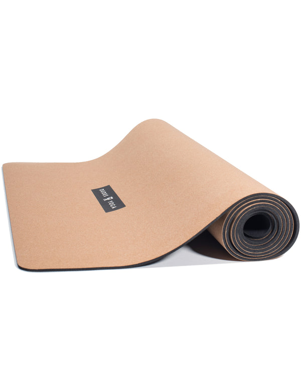 The Luxuriant Cork Yoga Mat