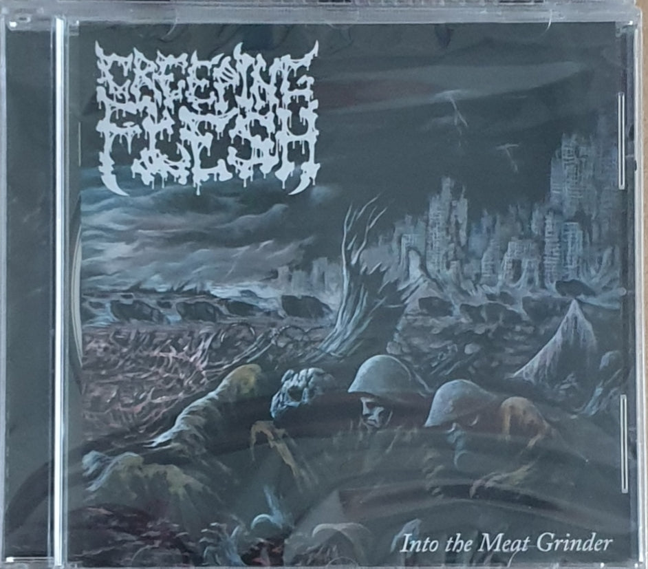 Creeping Flesh-Into the Meatgrinder