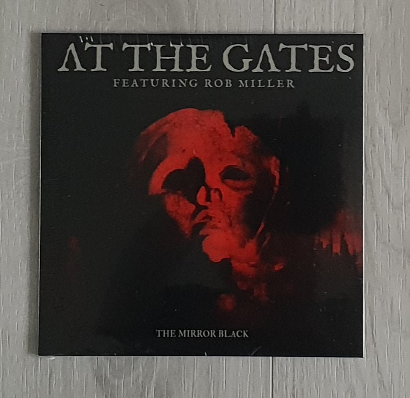 At the Gates-The Mirror Black