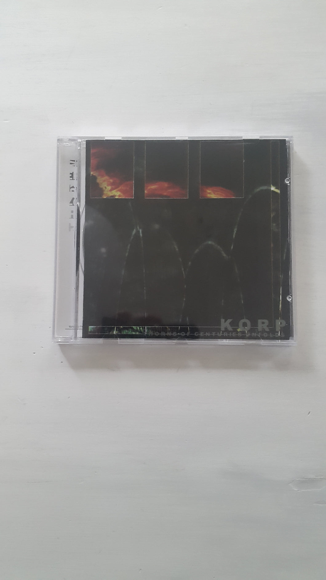 Korp-Thorns of Centuries Unfold