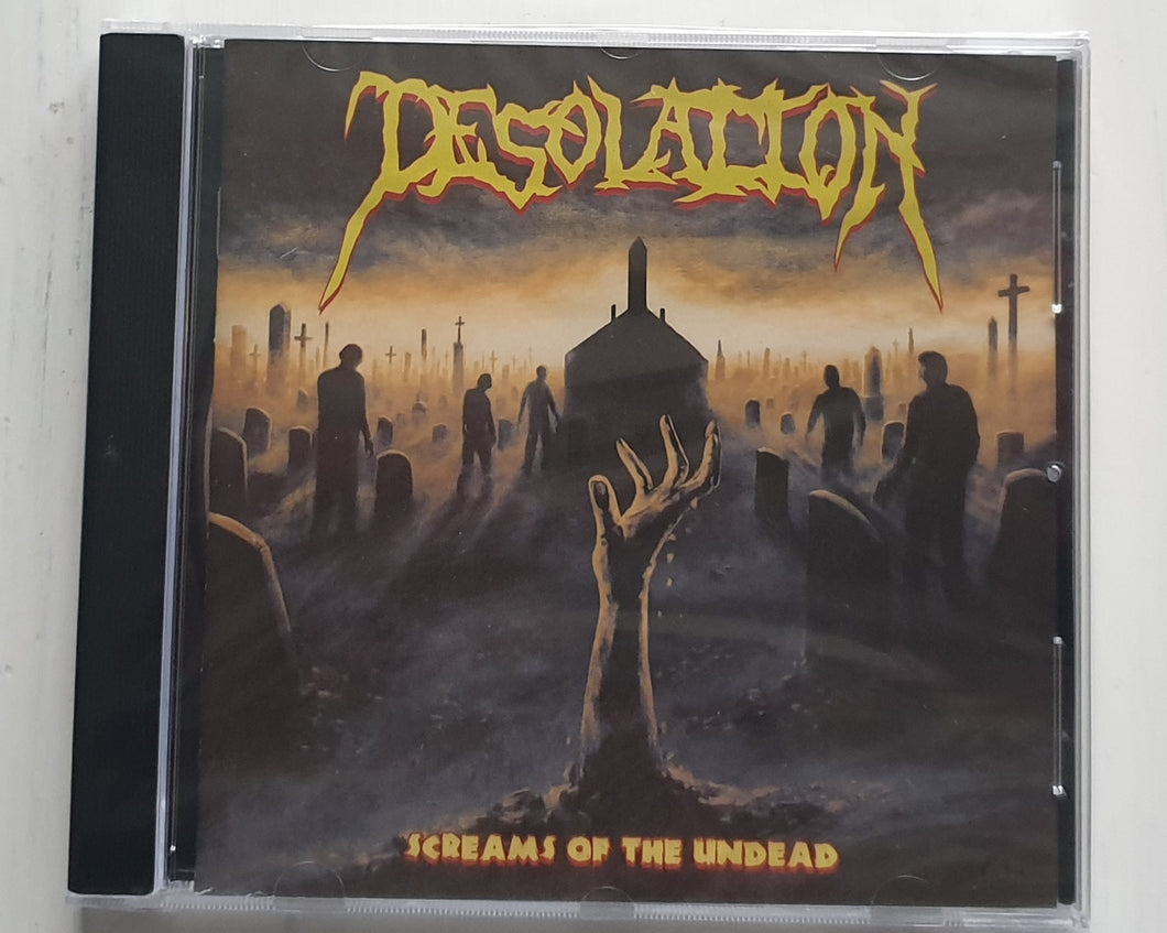 Desolation-Screams Of the Undead
