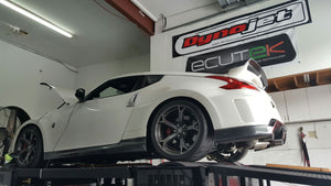A Single Turbo 370Z & Water Methanol... - SOHO Motorsports