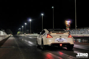 SOHO Motorsports Nissan 370Z Sets 1/4 Mile World Record! - SOHO Motorsports