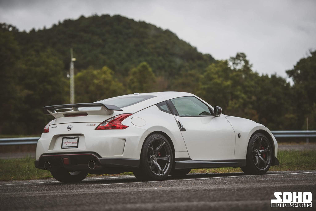 A 370Z Nismo & 1500 Miles Later...