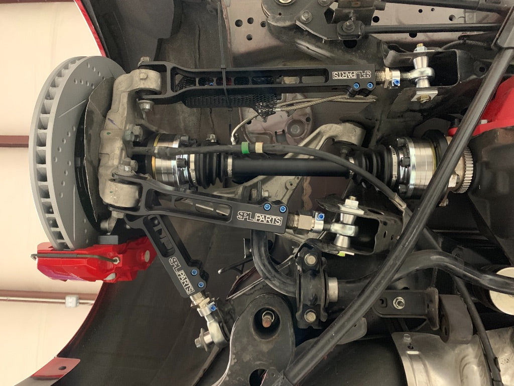 370Z SPL Suspension