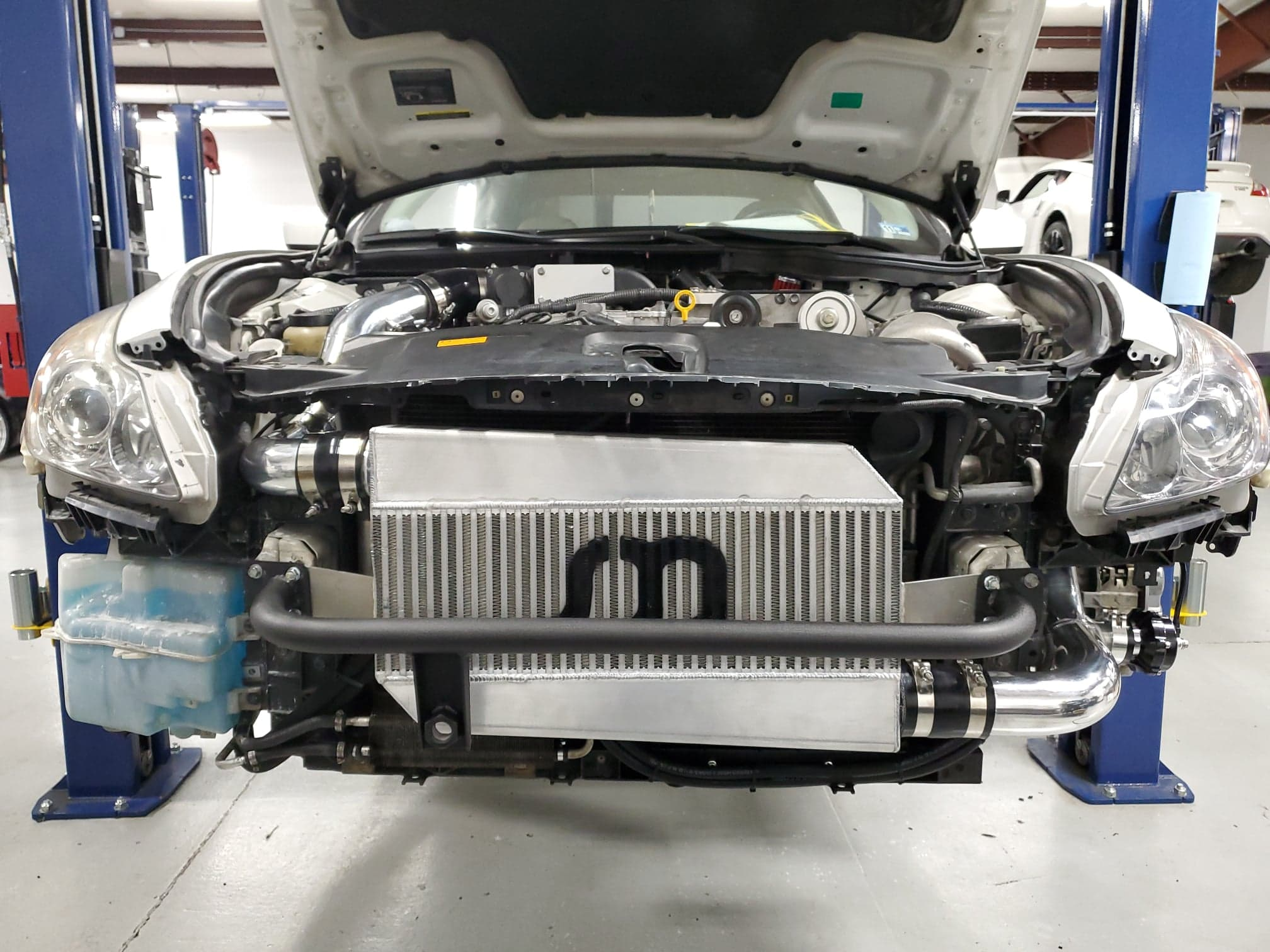Custom SOHO Intercooler