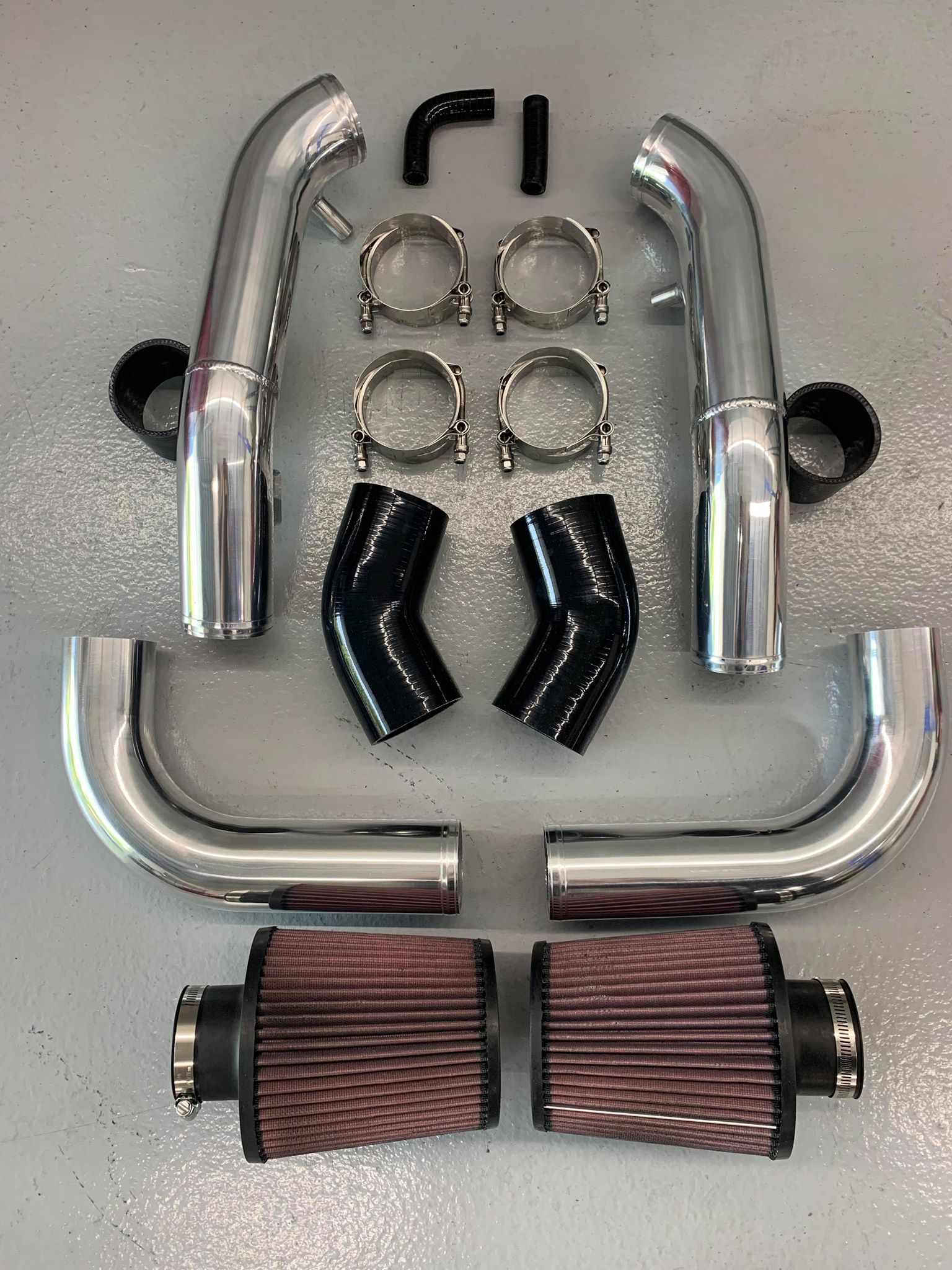 SOHO Motorsports 370Z / G37 Cold Air Intake Kit (69 mm) - SOHO Motorsports