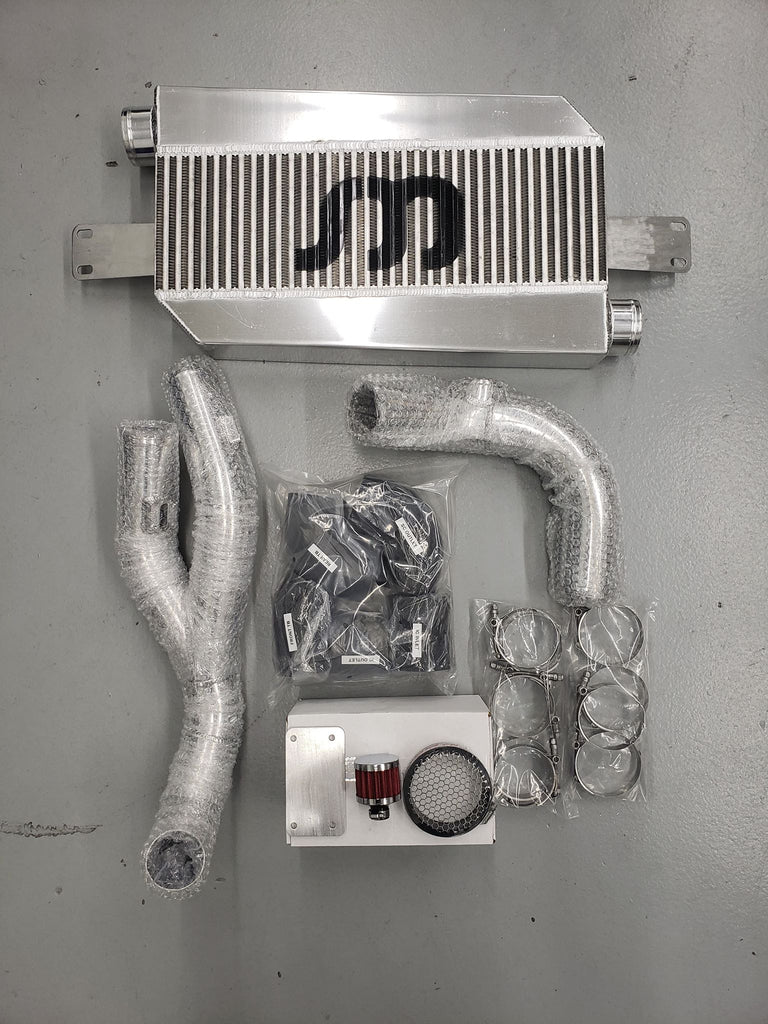 SOHO Motorsports Air to Air Upgrade for the Stillen VQ37VHR Supercharger Kit