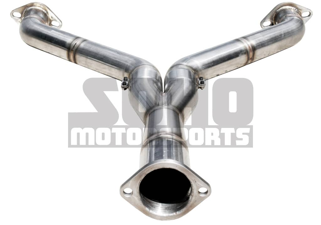 SOHO Exhaust Forum Y Pipe