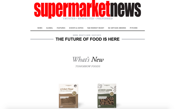 The Future of Food is HERE! - Supermarket News