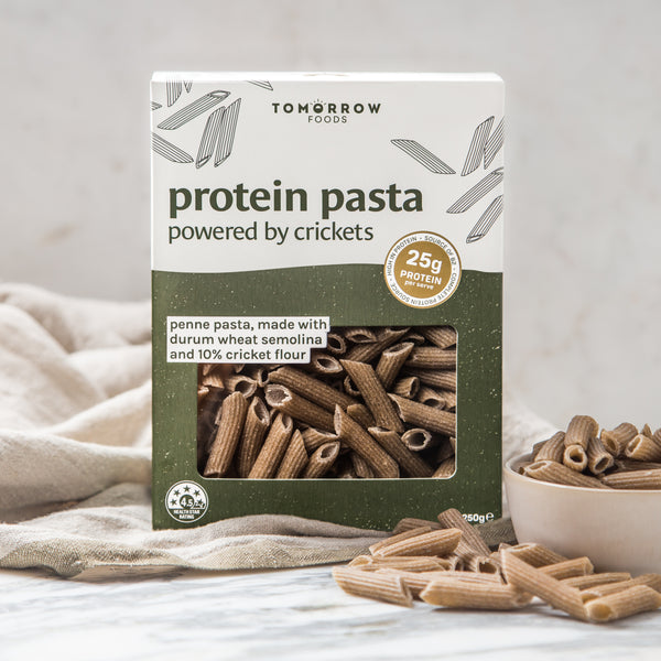 Protein Pasta Powered by Crickets - Penne 250g