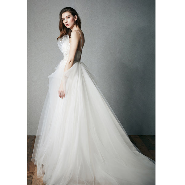 DM #w030 Original Graceful Princess wedding dress