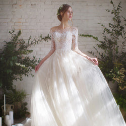 DM #w041 Princess Dream Wedding Dress
