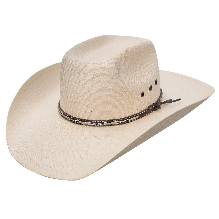 Stetson Palm Leaf Cowboy Hat - Square