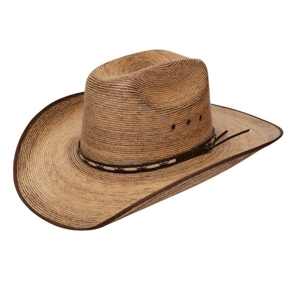 Boys' Resistol Palm Leaf Cowboy Hat - Amarillo Sky Jr.