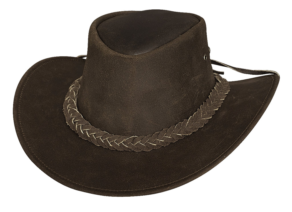 Kids Leather Cowboy Hat | Bullhide | Cedar Grove Jr